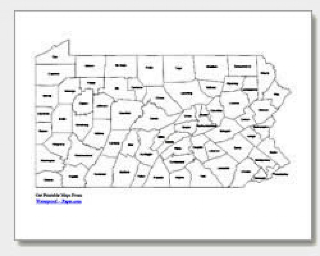 Free Printable Maps | World, Usa, State, City, County intended for Printable State Maps