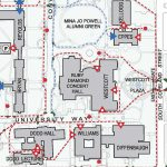 Fsu Unveils Campus Accessibility Map   Florida State University News Pertaining To Florida State Parking Map