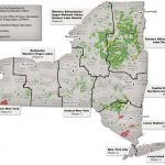 Full List Of State Lands You Can Visit   Nys Dept. Of Environmental With New York State Tourism Map