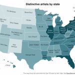 Funny Maps Of America: 12 U.s. Maps You Won't Find In A Textbook | Time for State Of The Map Us 2015