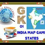 General Knowledge 01 India Map Game States   Youtube Inside States Of India Map Game
