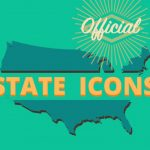 Geo Joint: Official State Icons   Journeysmaps Inside Google Maps State Icons
