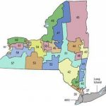 Gerrymander This!: The Three New York State Redistricting Stories To With New York State Senate District Map