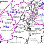 Gone Hikin': Douthat State Park, Va   Long Weekend Hiking Trip Intended For Wawayanda State Park Hiking Trail Map