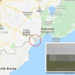 Google Maps Reveals Secret North Korea From Russia Road Along Border In Google Maps State Borders