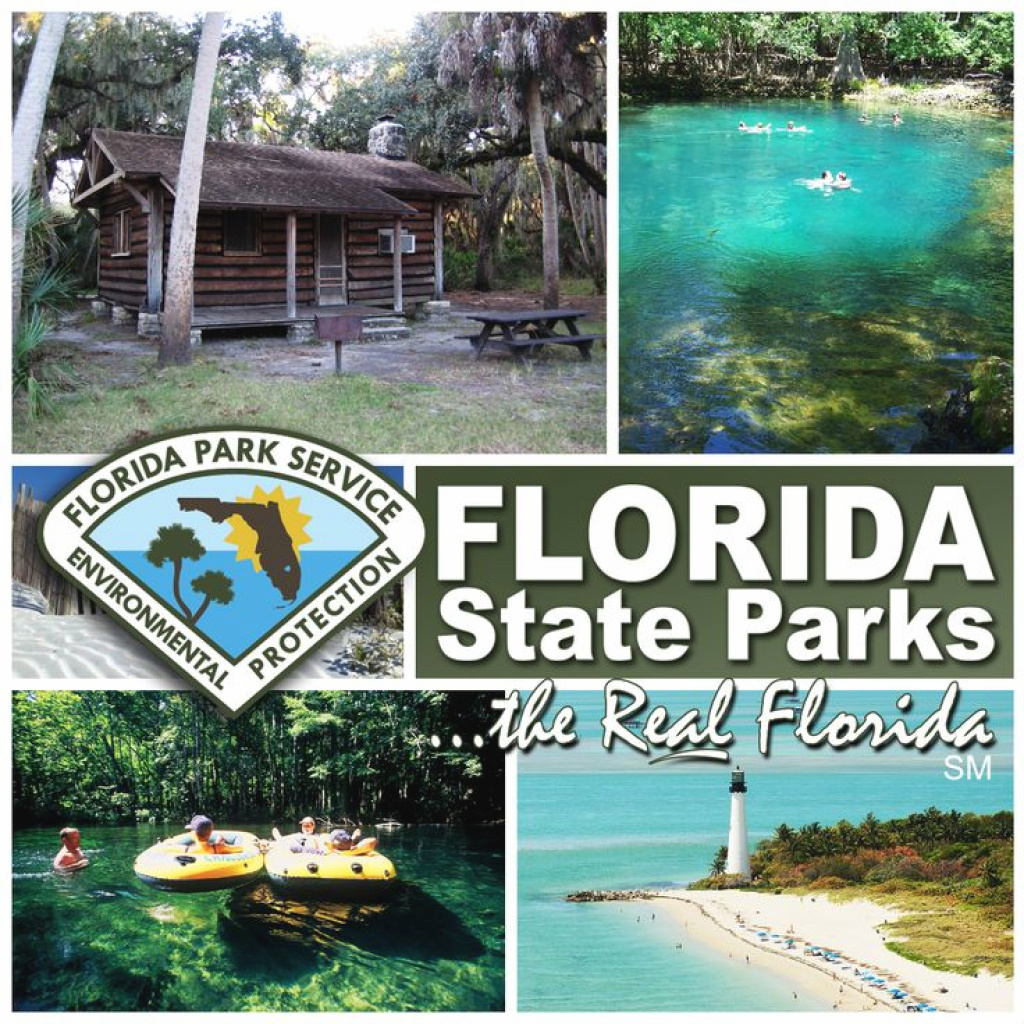 Governor Scott Announces Free Admission To Florida State Parks On with regard to Florida State Parks Camping Map