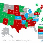 Govwin Iq   Find, Team And Win More Government Business Within Iq By State Map