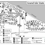 Grand Isle State Park Campground Map   Grand Isle Vermont 05458 With Regard To Vt State Park Map