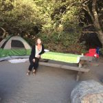 Great Campsite Next To The Creek   Picture Of Limekiln State Park Within Limekiln State Park Campground Map