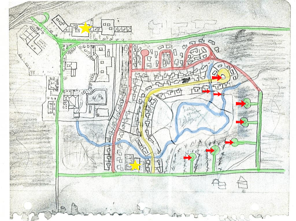 Gsk Map | The East Area Rapist (Ear) Original Night Stalker (Ons with Golden State Killer Map
