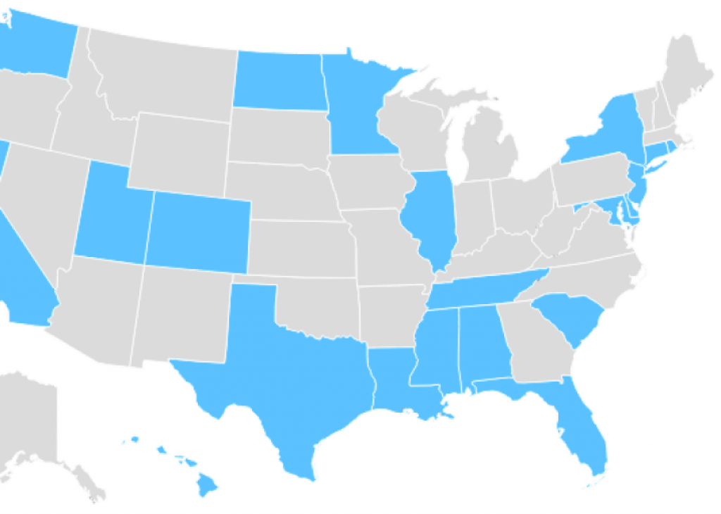 Gun Control Lawsstate, Mapped. pertaining to Gun Control Laws State Map