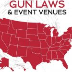 Gun Laws & Event Venues Interactive State By State Map Throughout Interactive State Map