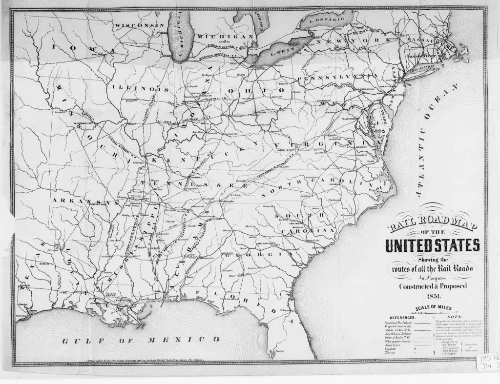 Hargrett Library Rare Map Collection - Transportation for Alabama State Railroad Map