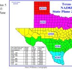 Harry Williams, Cartography   Ppt Download With Regard To Texas State Plane Coordinate Map