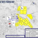 Heading To Penn State's Blue White Game On Saturday? Here's What You Inside Penn State Football Parking Green Lot Map