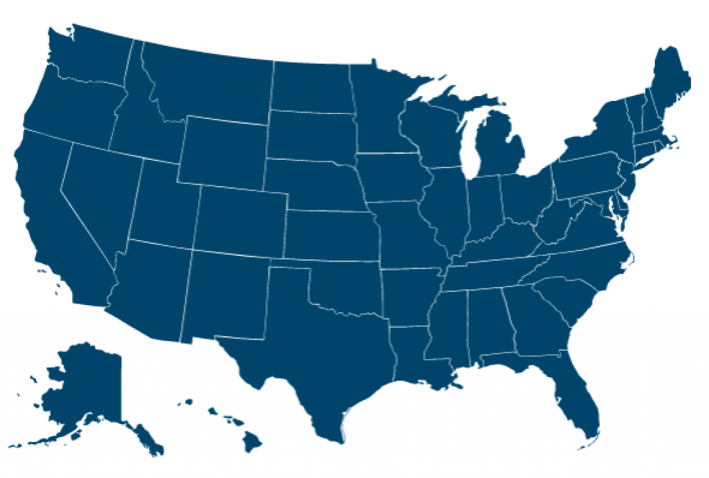 Here's A Map Of The States Where Same-Sex Marriage Is Legal in Gay Marriage Us States Map