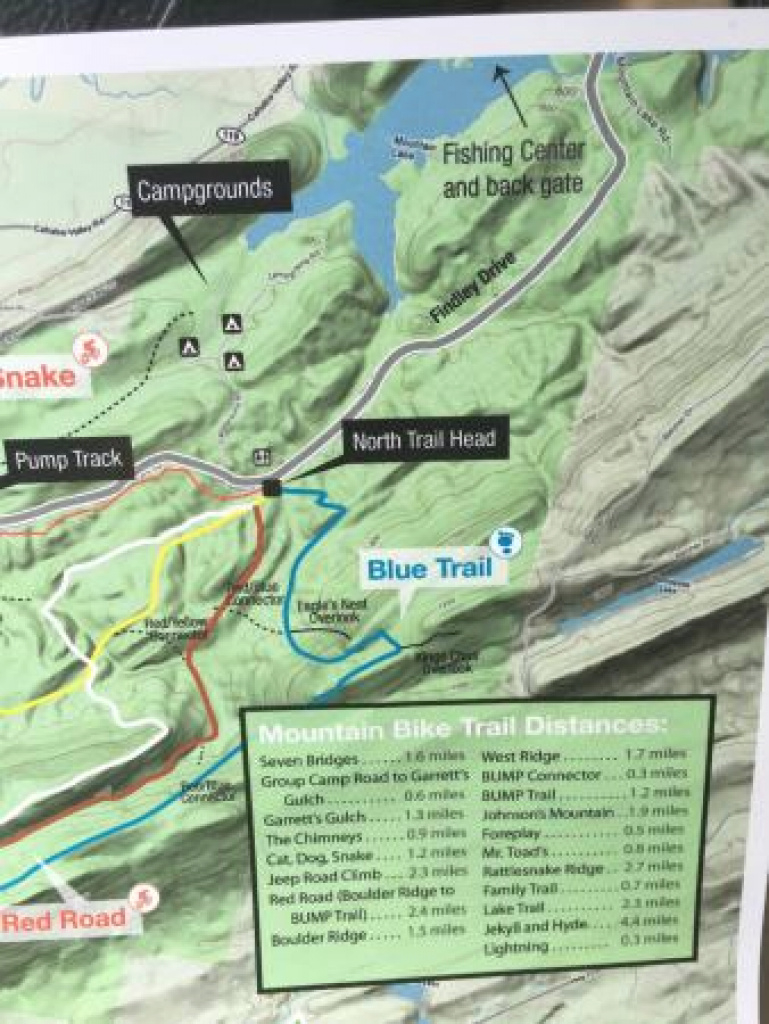 Hiked To The Kings Chair Spectacular Oak Mountain State Park Map regarding Oak Mountain State Park Trail Map