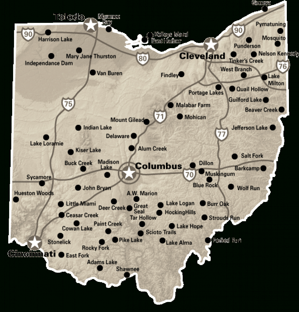 Hiking | Ohio State Parks | Camping | Pinterest | Ohio, Hiking And Park throughout Ohio State Parks Camping Map