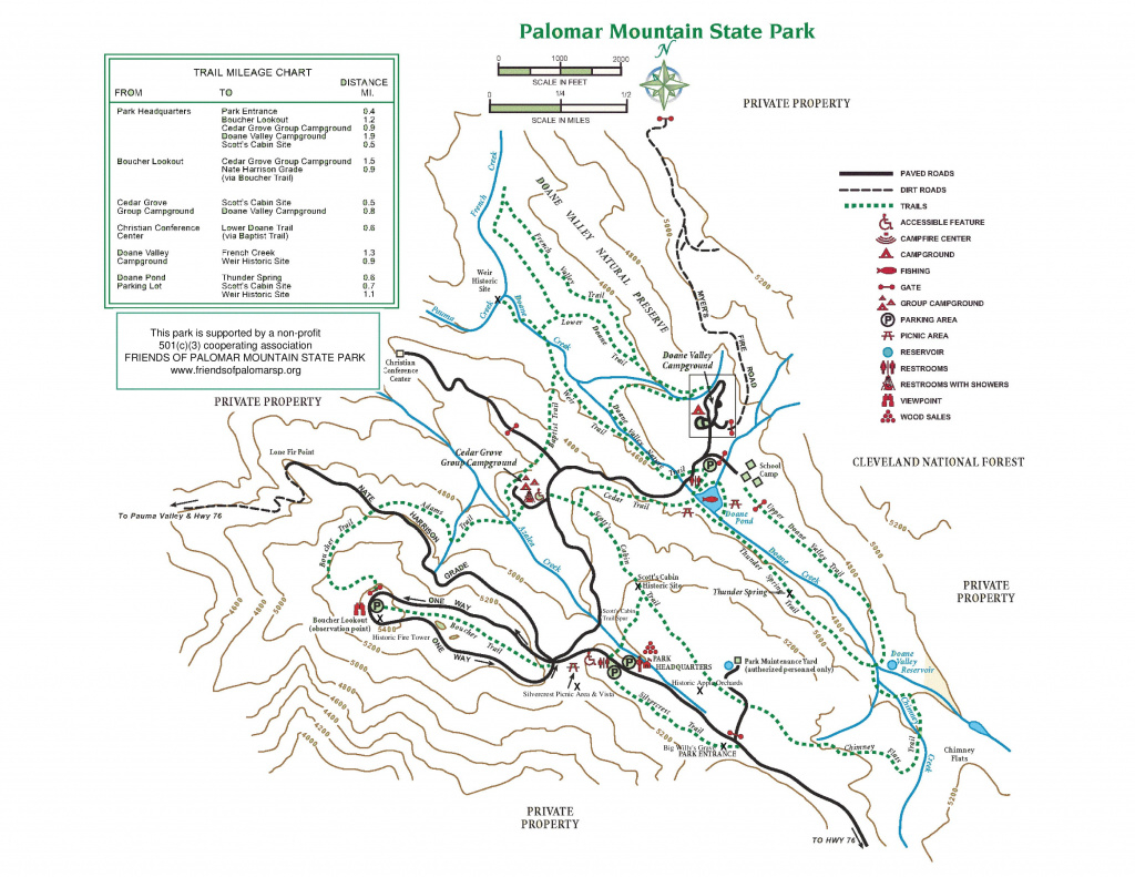 Hiking throughout Oak Mountain State Park Campground Map