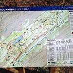 Hiking To King's Chair In Oak Mountain State Park, Alabama   No Home Inside Oak Mountain State Park Alabama Trail Map