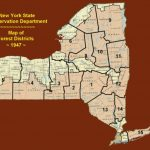 History   Part 4   Nysfr's   1947 To 1970 Regarding New York State Forests Map