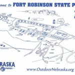 Horsetrailriders: Fort Robinson And Ft. Robinson Maps For Map Of Fort Robinson State Park