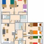 Housing Services   Zinfandel Village Furnishings & Dimensions Throughout Sonoma State University Housing Map
