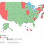 How To Download Your State's Concealed Carry Reciprocity Map Inside Concealed Carry States Map 2016