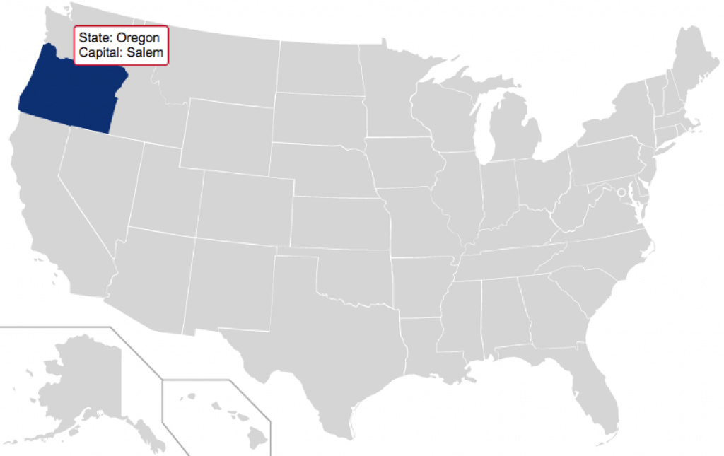 How To Make An Interactive And Responsive Svg Map Of Us States in Us States Interactive Map