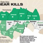 Hundreds Of Bears Harvested In Three State Region | Local News Pertaining To Bears In Washington State Map