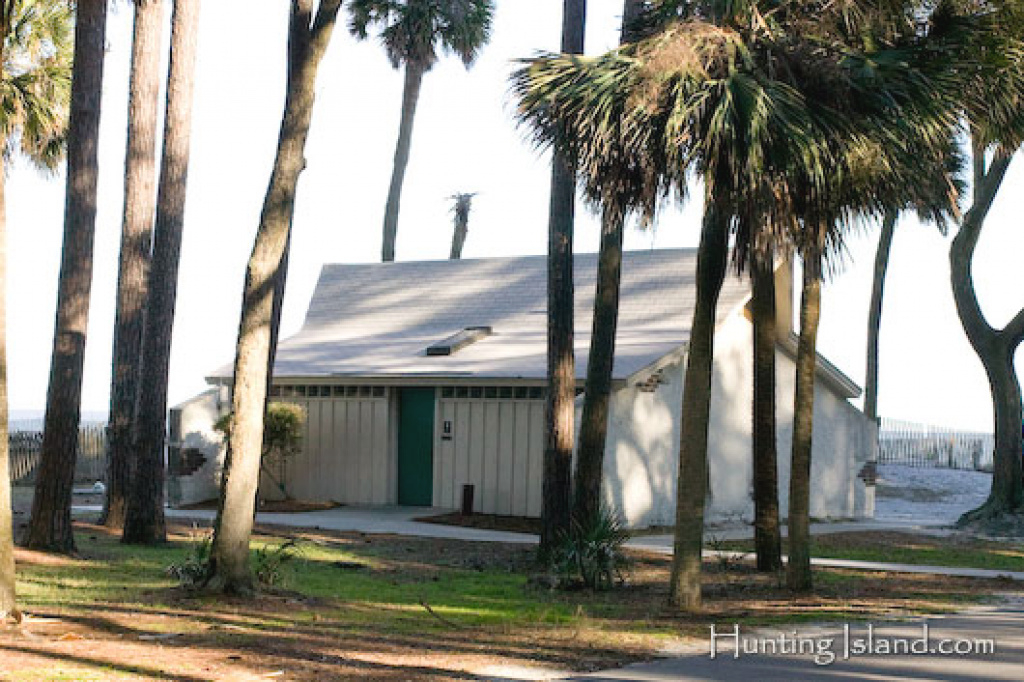 Hunting Island State Park Camping Campgrounds Rv Tent Camping within Hunting Island State Park Campsite Map