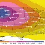 If Yellowstone Erupts Which States Would Be Affected Map Whats Up For If Yellowstone Erupts Which States Would Be Affected Map