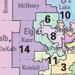 Illinois' 14Th Congressional District   Ballotpedia In Illinois State Representative District Map 2015