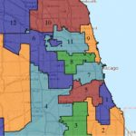 Illinois' Congressional Districts   Wikipedia Inside Illinois State Representative District Map 2015