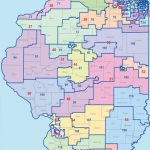 Illinois Redistricting: Third Time's The Charm? | Wnij And Wniu Throughout Illinois State Representative District Map 2015