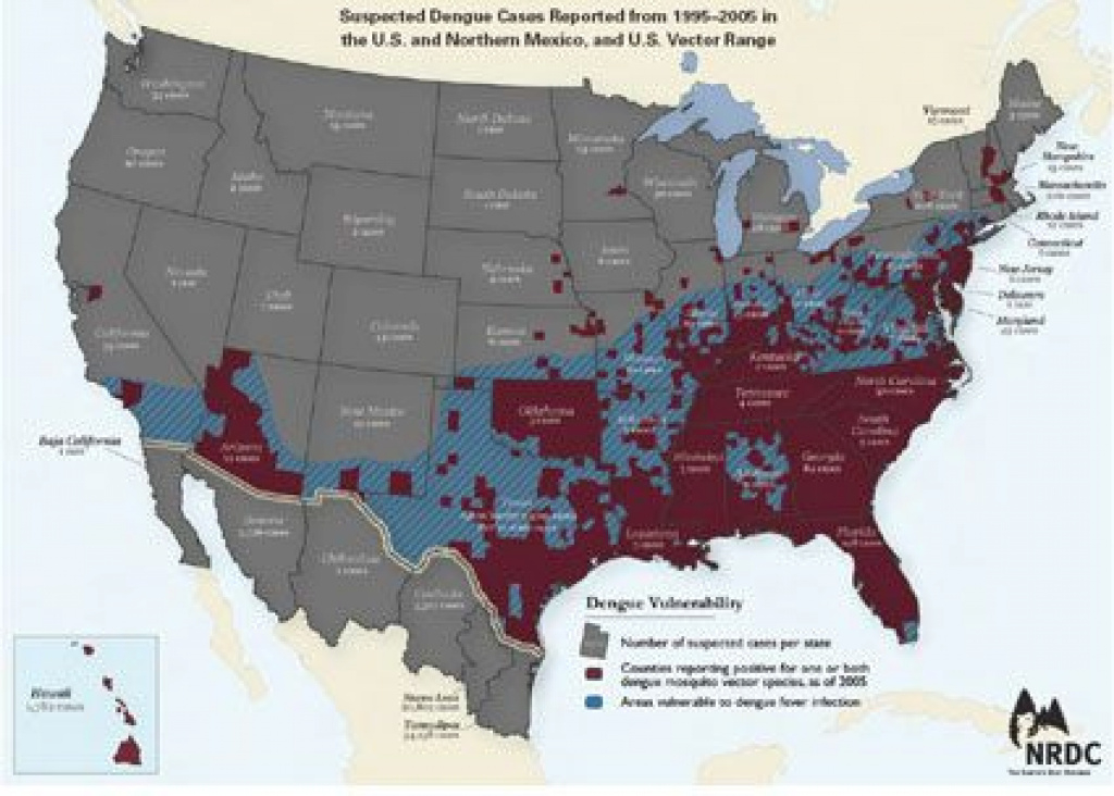 Image Result For U.s. National Map Of Mosquito Population | National in Mosquito Population By State Map
