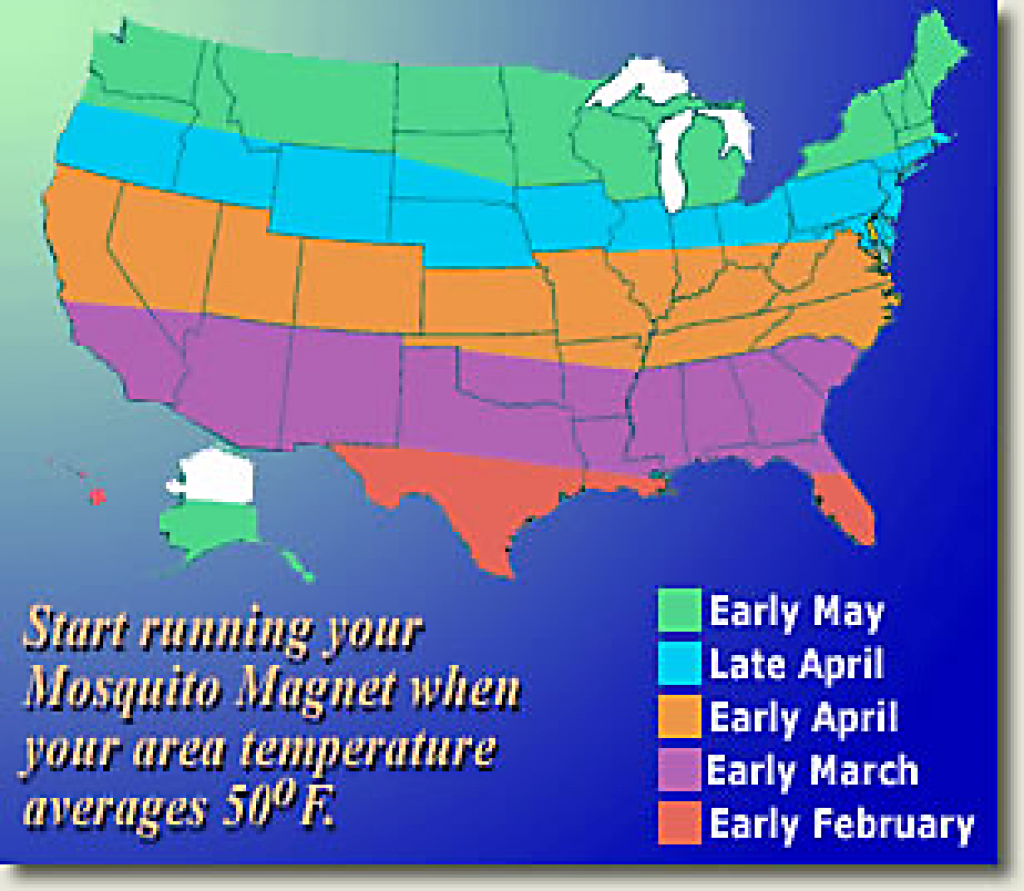 Image Result For U.s. National Map Of Mosquito Population | National intended for Mosquito Population By State Map