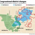 In North Carolina's 2Nd District, A Fight Over Residency And In Wa State Congressional Districts Map 2014