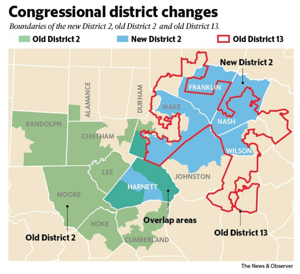In North Carolina's 2Nd District, A Fight Over Residency And within Texas State House Of Representatives District Map