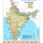 » India Map In Map Of India With States And Cities Pdf