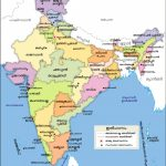 India Political Map In Malayalam, Map Of India In Malayalam Throughout Map Of India With States And Cities Pdf