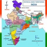 India State And Capital Map | All State Map In India   Youtube Regarding Capitals Of Indian States Map