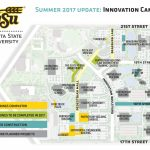 Innovation Campus Throughout Wichita State University Campus Map Pdf