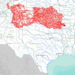 Interactive Map Of Streams And Rivers In The United States throughout Navigable Waters Of The United States Map