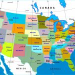 Interactive Us Map With Major Cities New United States Learning Throughout Map Of 50 States And Major Cities
