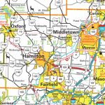 Interstate Map Of Ohio And Travel Information | Download Free Pertaining To State Of Ohio County Map Pdf