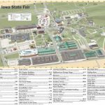 Iowa State Fair August 9 19, 2018 | Des Moines, Ia In Iowa State Fair Parking Map