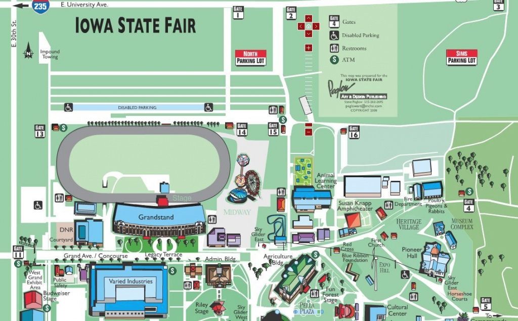 Iowa State Fair - Google Search | Iowa | Pinterest | Iowa State Fair for Iowa State Fair Parade Route Map