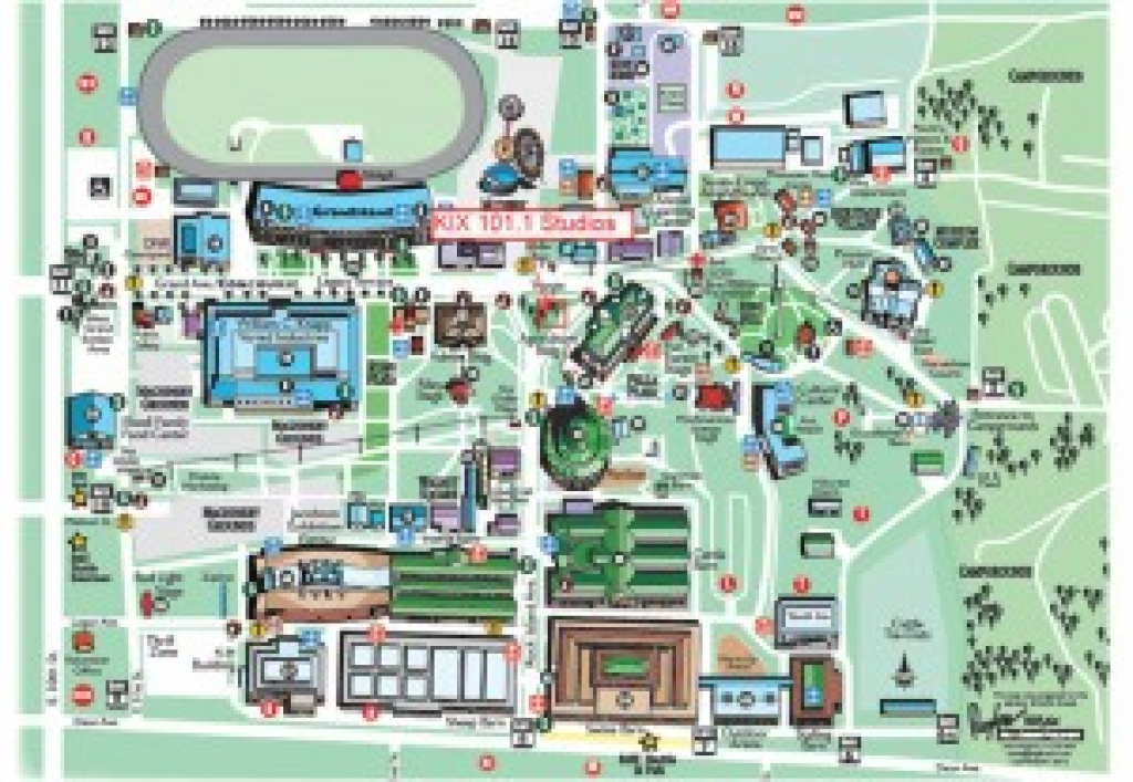 Iowa State Fairgrounds Map – Bnhspine with Iowa State Fair Parade Route Map