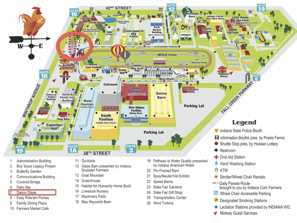 Iowa State Fairgrounds Map – Bnhspine within Wisconsin State Fair Grounds Map